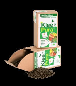 KleePura KP075 + Schütte + Pellets