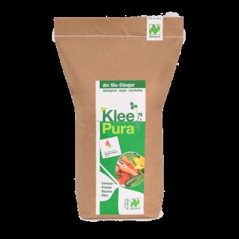 KleePura Biodünger aus Klee - 5 kg