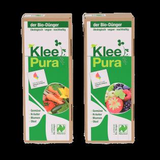 KleePura Bio Dünger - 2 x 1,75 kg