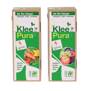 Bio Dünger für Obst und Gemüse im Doppelpack 1,75kg