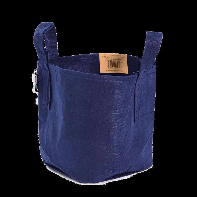 Kleepura Pflanzsack 16l blau