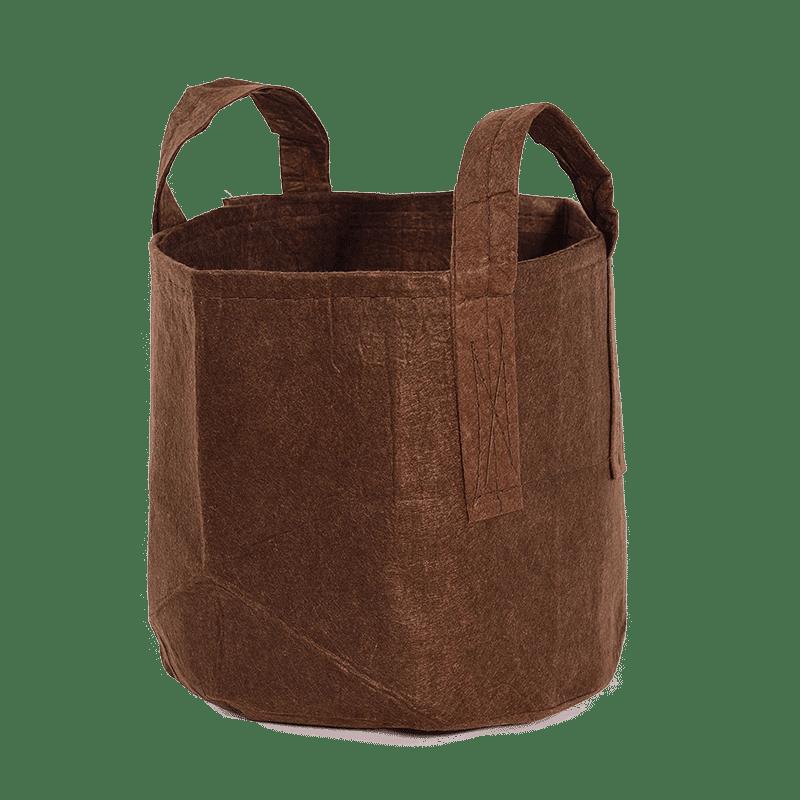 Kleepura Pflanzsack 16l braun