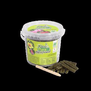 KleePura BioDüngestäbchen Blütenfreund - 0,25 kg Eimer