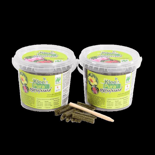 Kleepura KleePura BioDüngestäbchen Blütenfreund 2 x 0,25 kg Eimer